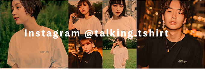 Instagram @talking tshirt